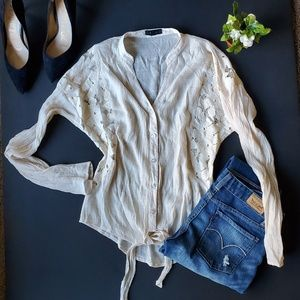 💍Anthropologie Button down Shirt